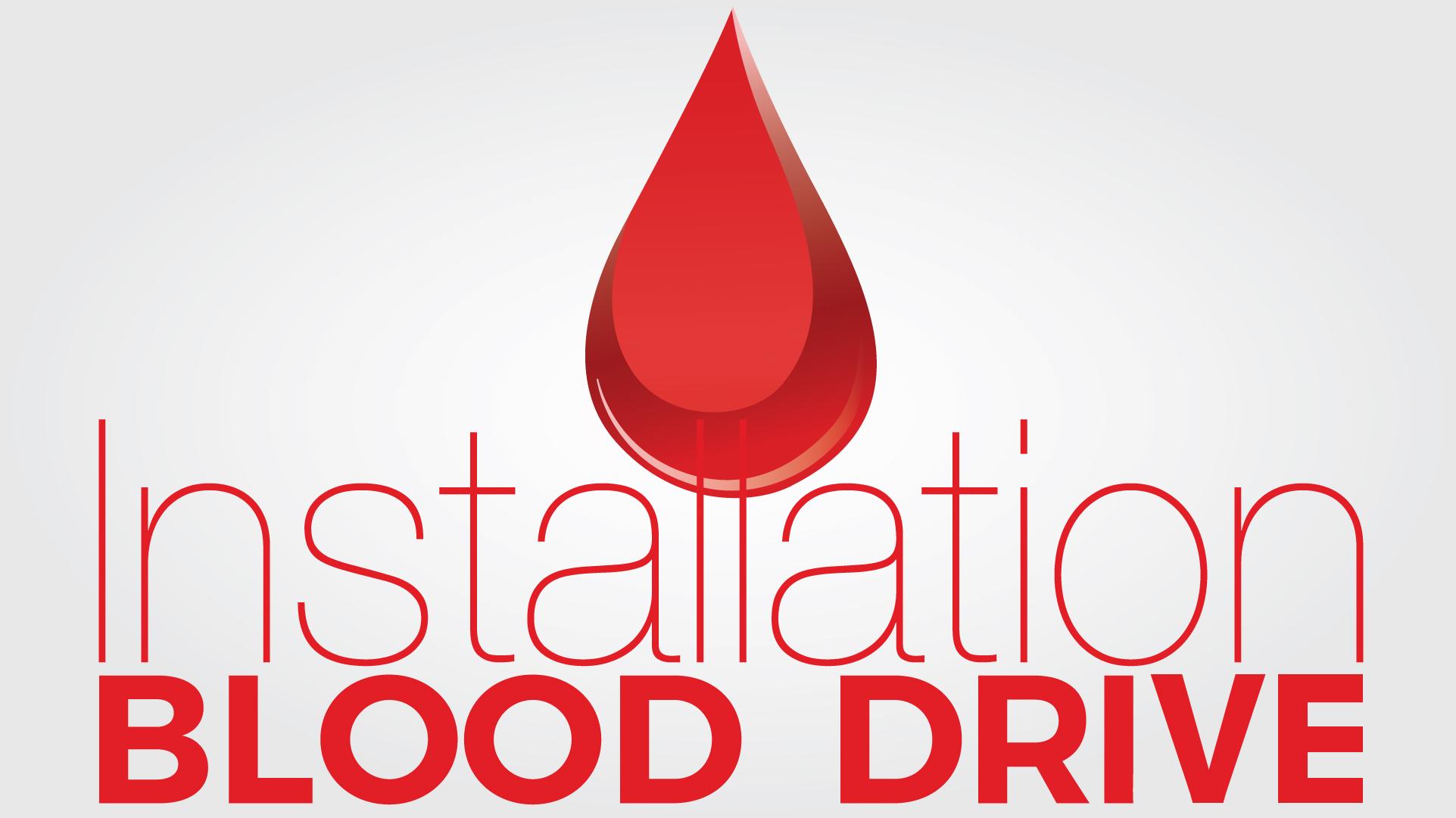 Installation Blood Drive