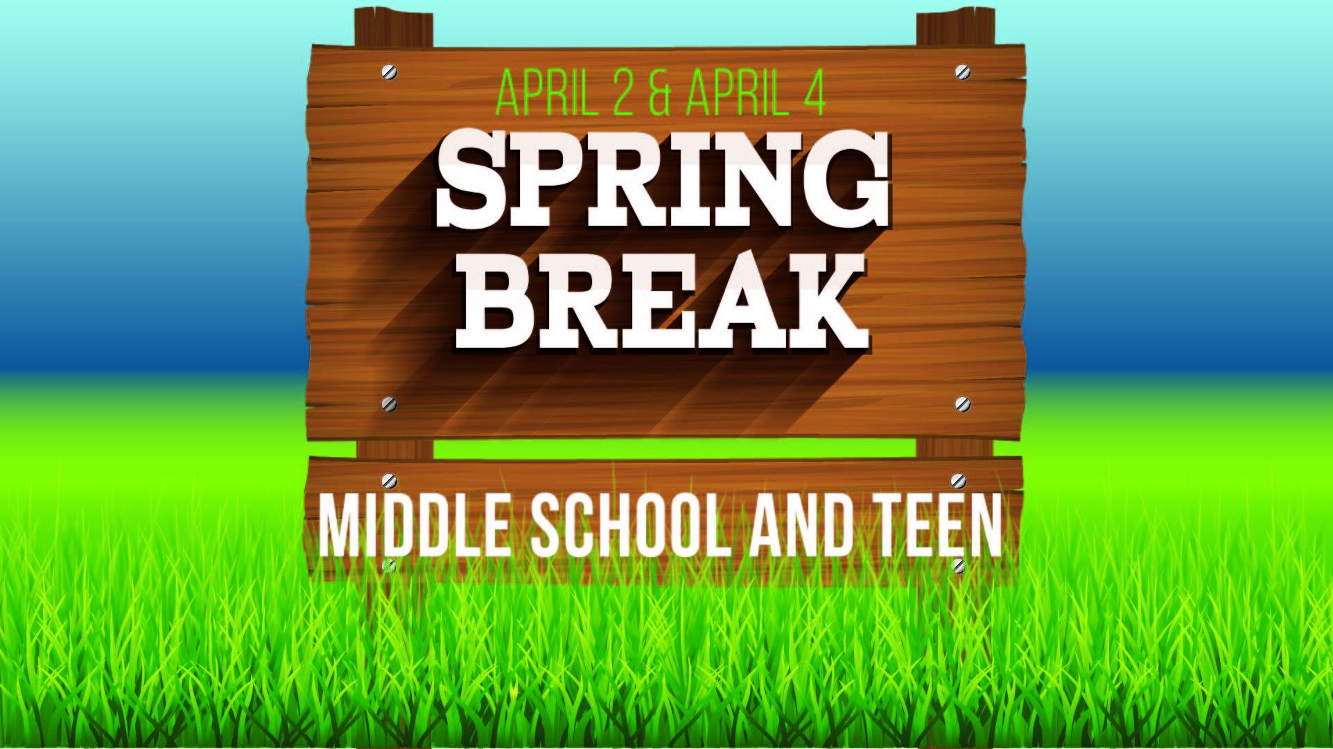 MST Spring Break Trips