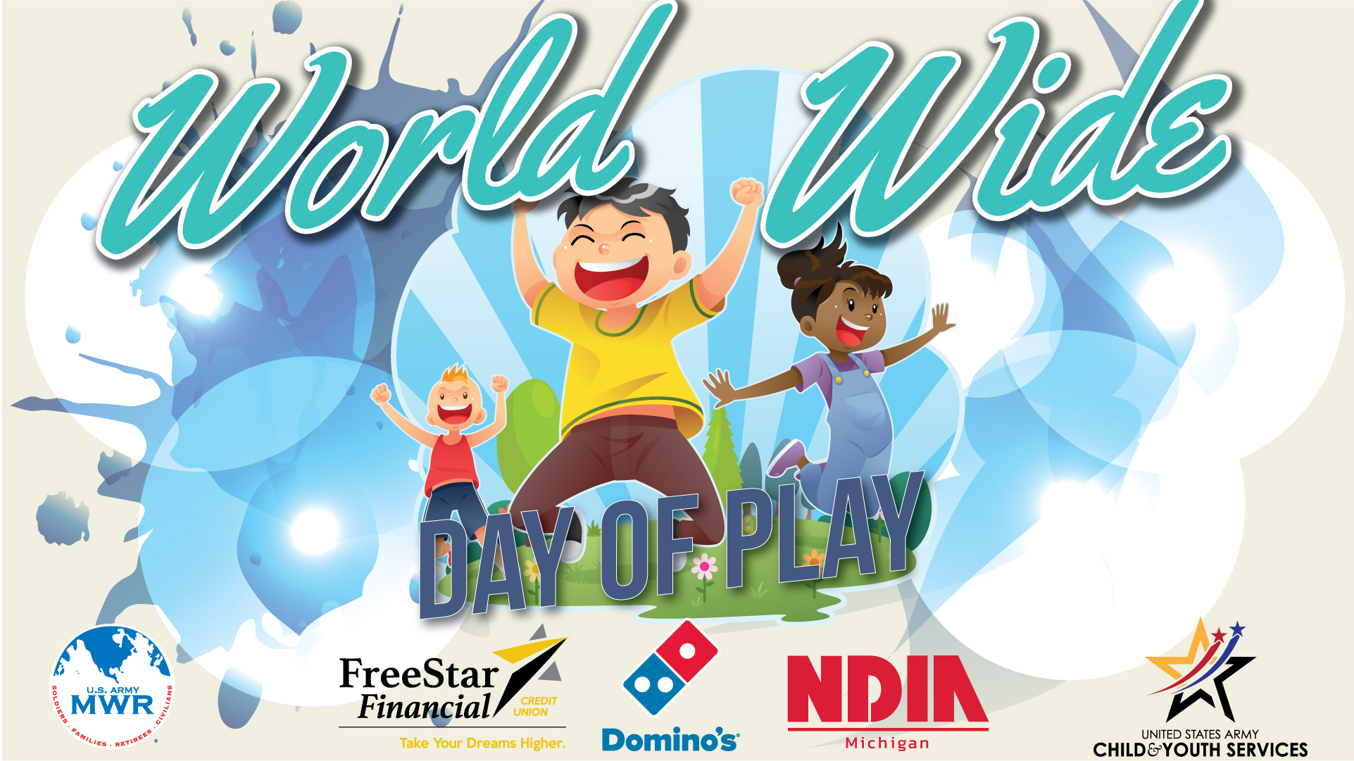 CYS Worldwide Day of Play