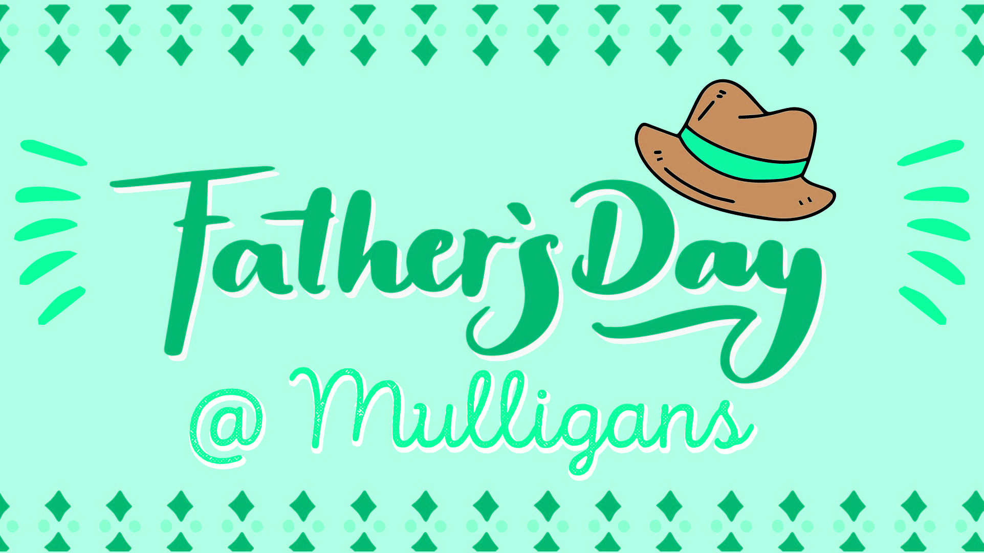 Father's Day at Mulligans